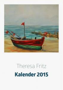 Theresa Fritz: Kalender 2015 - Deckblatt