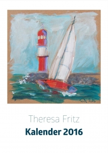 Theresa Fritz: Kalender 2016 - Deckblatt