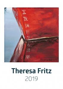 Theresa Fritz: Kalender 2019 - Decklatt