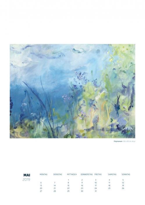 Theresa Fritz: Kalender 2019 - Mai